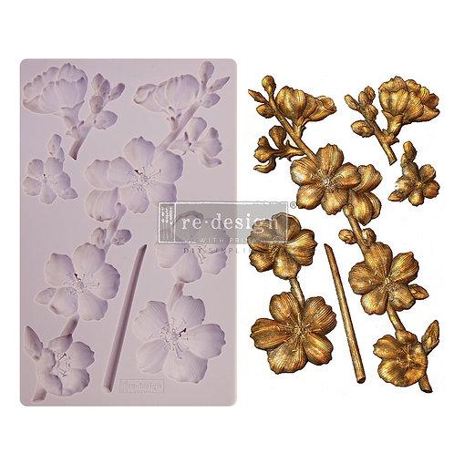 Botanical Blossom ~ Prima Mold