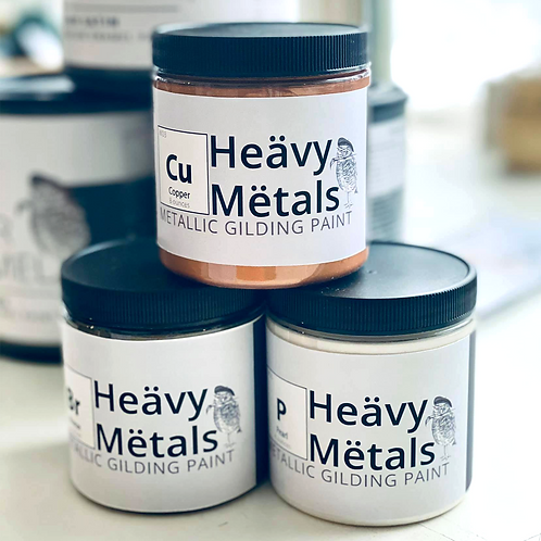 Heavy Metals-  6pack 4oz Assorted