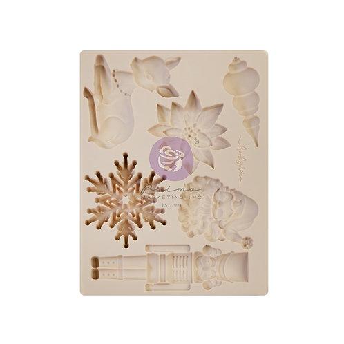Christmas Sparkle ~ Prima Mold