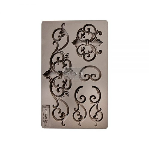 Tilden Flourish ~ Prima Mold
