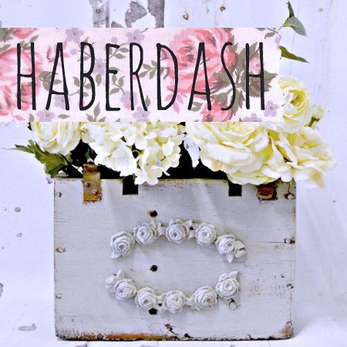 Haberdash- Milk Paint