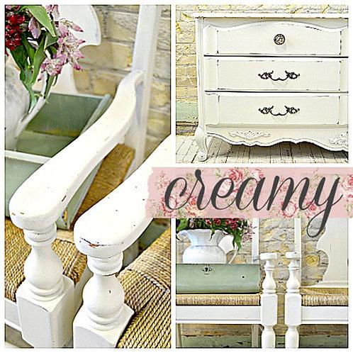 Creamy- Milk Paint