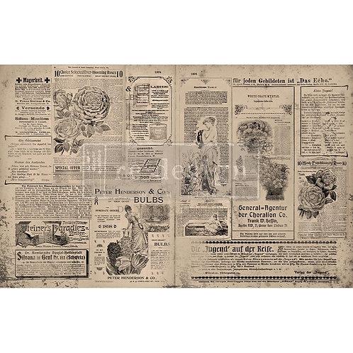 Newsprint  - Prima Mulberry Paper