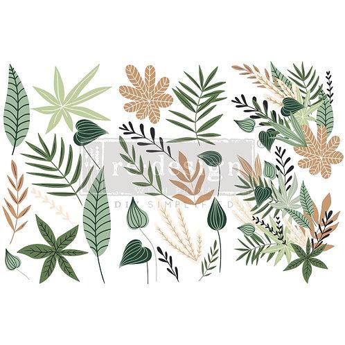 Foliage-     Prima Mini Transfer