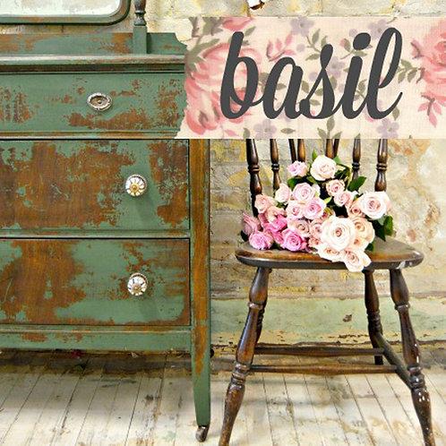 Basil- Milk Paint