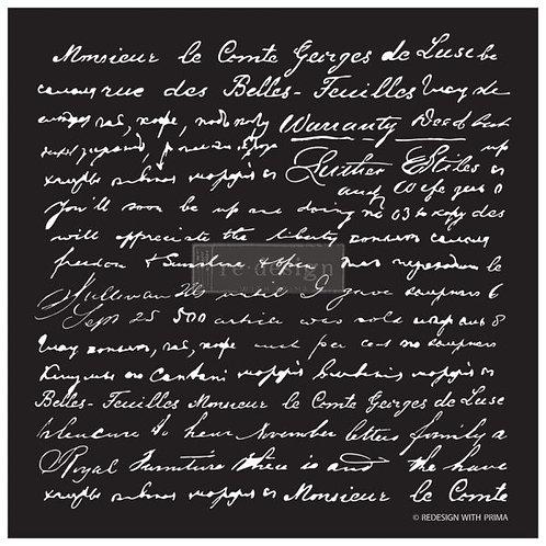 Script  - Prima Stencil