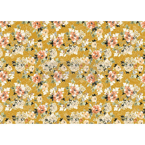 Fleurette Dress  - Prima Rice Paper