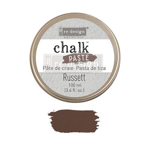 Russet  -Chalk Paste