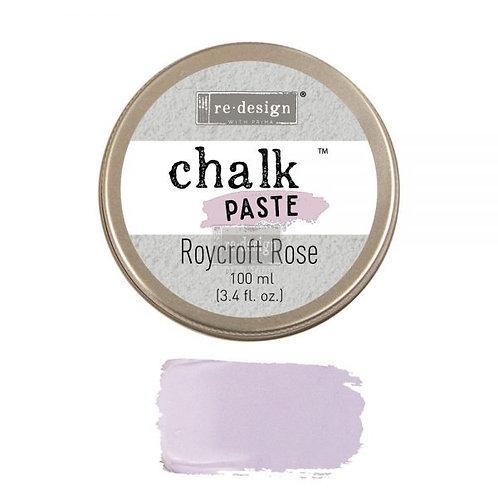 Roycroft Rose  -Chalk Paste