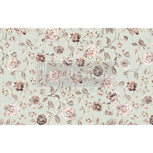 Neutral Florals  - Prima Mulberry Paper
