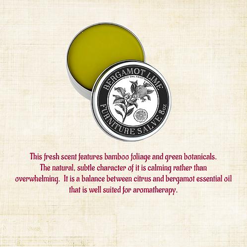 Bergamot Lime- Salve