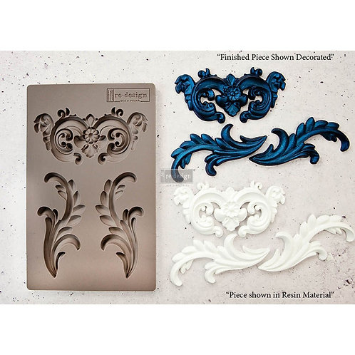 Everleigh Flourish ~ Prima Mold