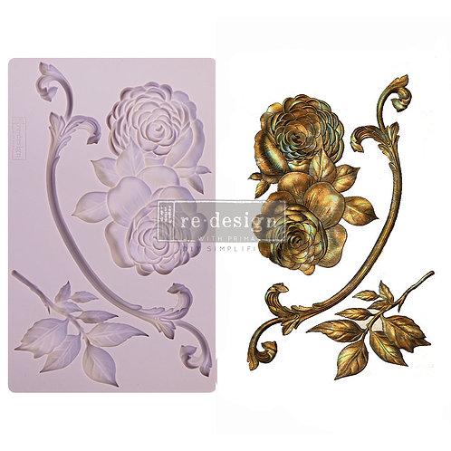 Victorian Rose ~ Prima Mold
