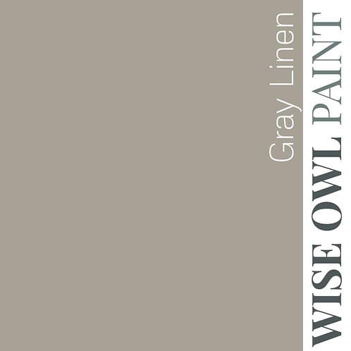 Gray Linen - One Hour Enamel