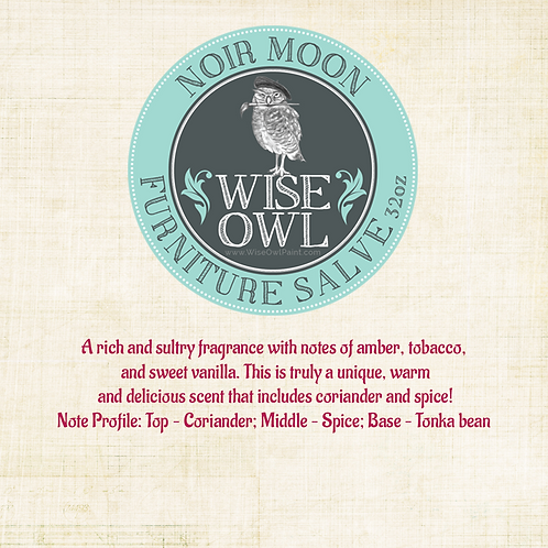 Noir Moon- Salve