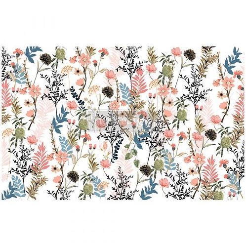 Pretty Meadows  - Prima Mulberry Paper