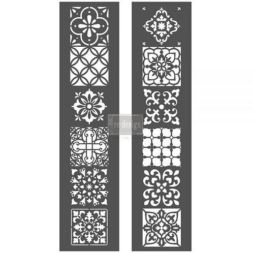 Morocco Tile  - Prima 3D Stencil