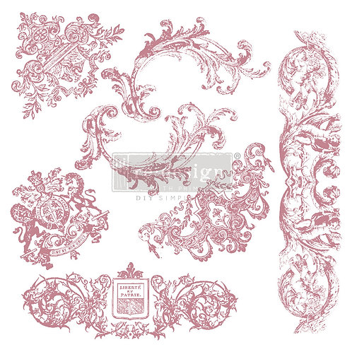 Chateau de Saverne - Prima Clear Cling Stamp