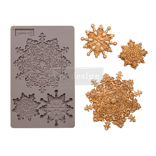 Snowflake Jewels~ Prima Mold