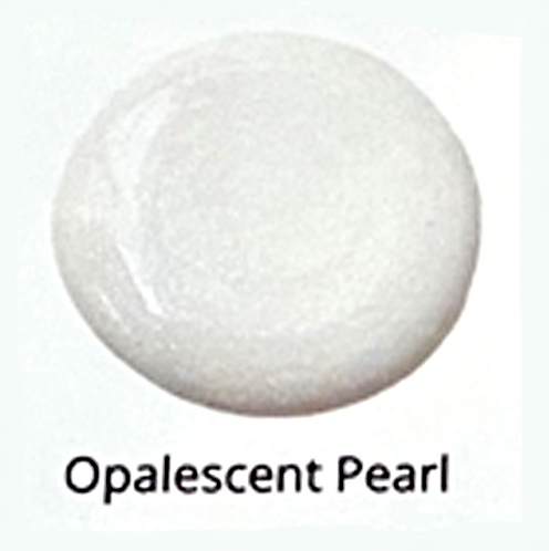 Opalescent Pearl - Glaze