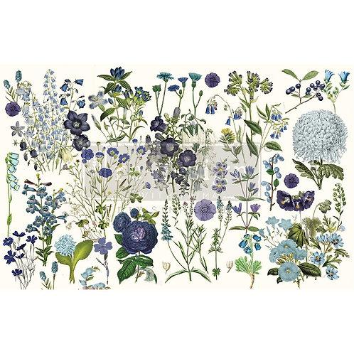 Blue Meadows  - Prima Mulberry Paper