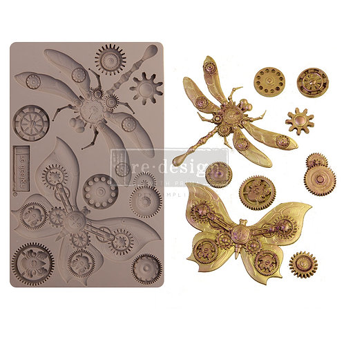 Mechanical Insecta ~ Prima Mold