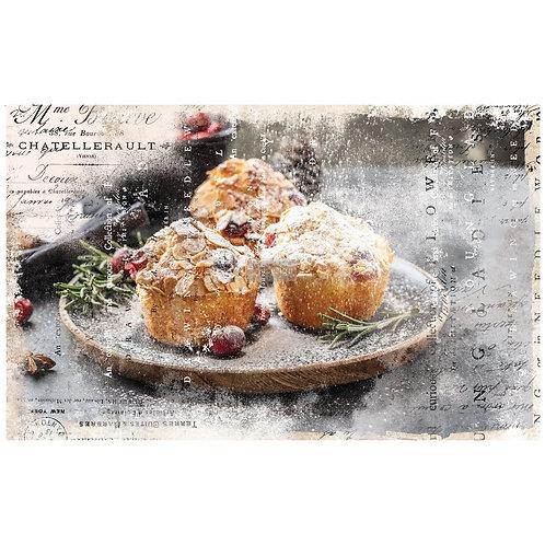 Warm Desserts - Prima Mulberry Paper