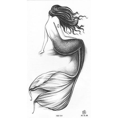 Mermaid-     Mini Transfer