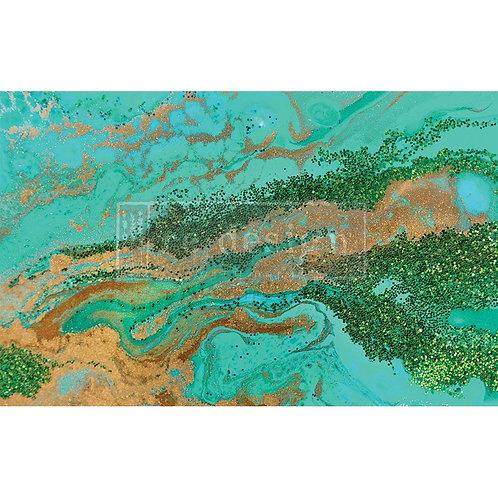 Patina Copper  - Prima Mulberry Paper