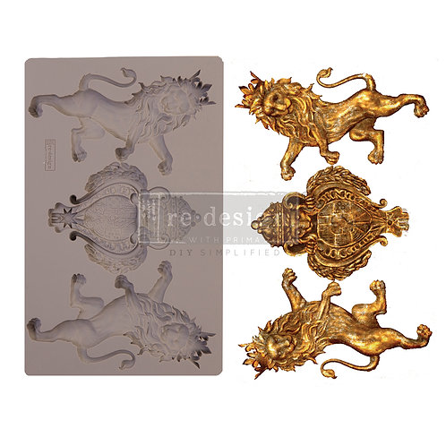 Royal Emblem ~ Prima Mold