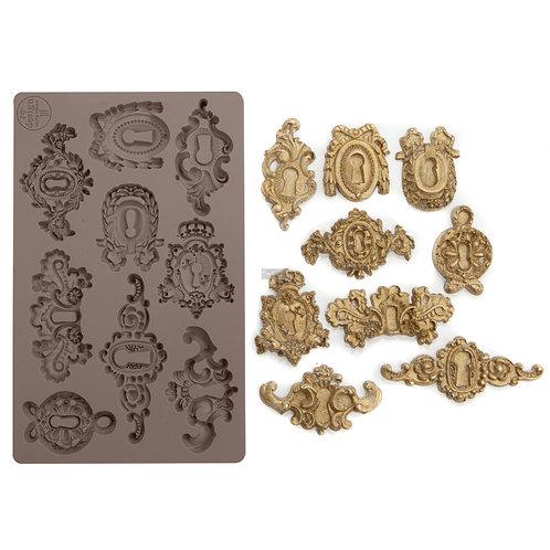 Grandeur Keyholes ~ Prima Mold