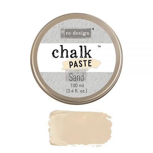 Sand  -Chalk Paste
