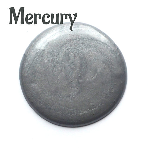 Mercury - Heavy Metals Gilding Paint