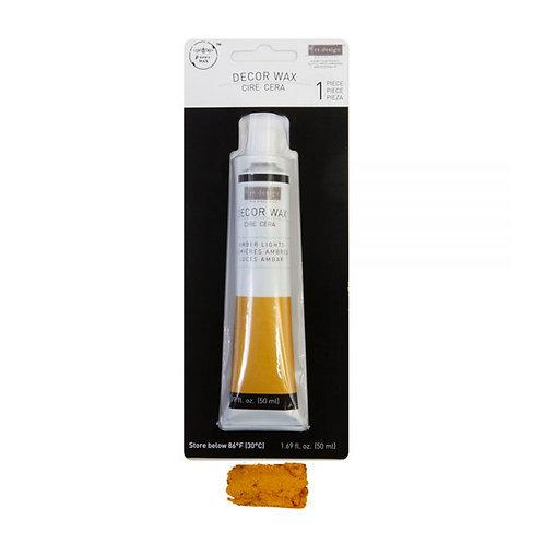 Decor Wax- Amber Lights
