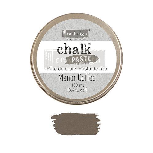 Manor Coffee  -Chalk Paste