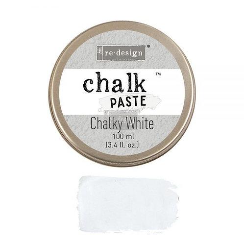 Chalky White  -Chalk Paste