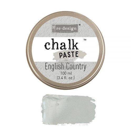 English Country  -Chalk Paste