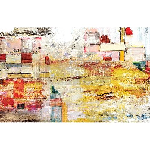 Amber Euphoria  - Prima Mulberry Paper