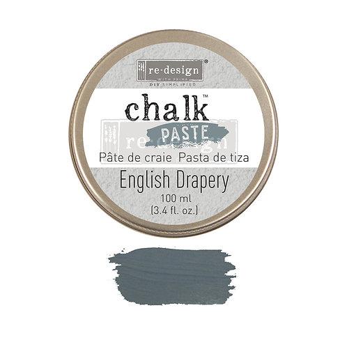 English Drapery  -Chalk Paste