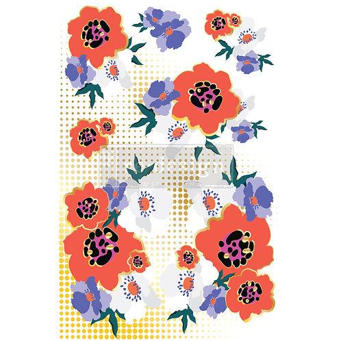 CeCe: Modernist Floral - Prima Transfer