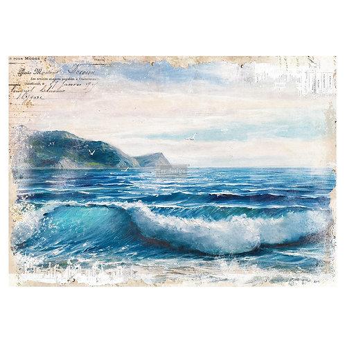 Blue Wave  -Prima Transfer