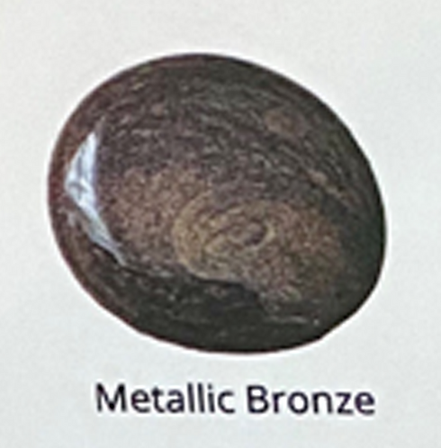Metallic Bronze - Glaze