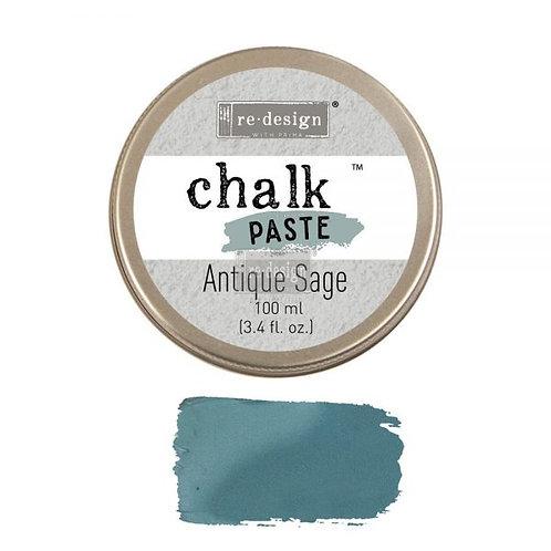 Antique Sage  -Chalk Paste
