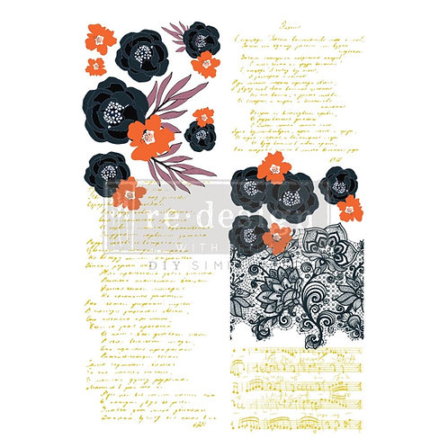 CeCe: Fleur Noir - Prima Transfer