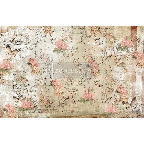 Botanical Imprint  - Prima Mulberry Paper