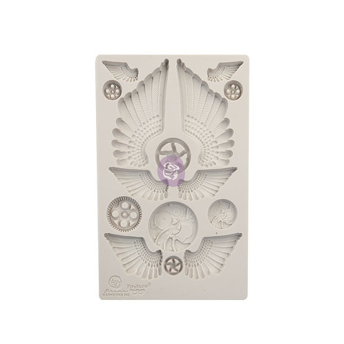 Cogs & Wings ~ Prima Mold