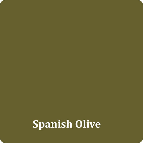 Spanish Olive  -Chalk Synth Paint