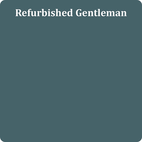 Refurbished Gentleman - One Hour Enamel