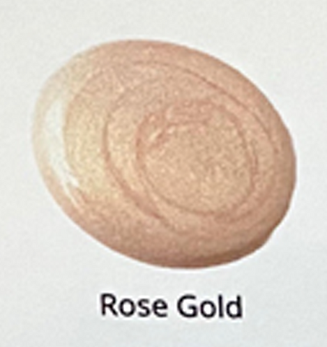 Rose Gold - Glaze