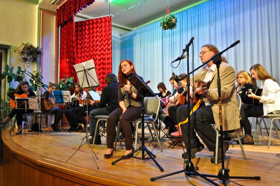 Izabela Kozieł i Orkiestra Bevin